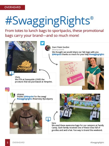 Thumbnail of Overheard #SwaggingRights story from winter 2020 amplify.