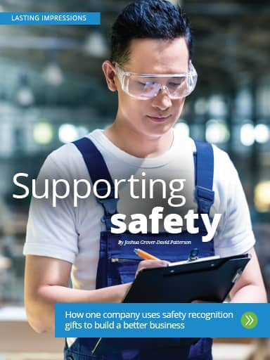 Lasting Impression thumbnail: Supporting safety