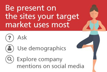 View Platform Overload—Choosing the Right Social Media Sites for Business  [INFOGRAPHIC]