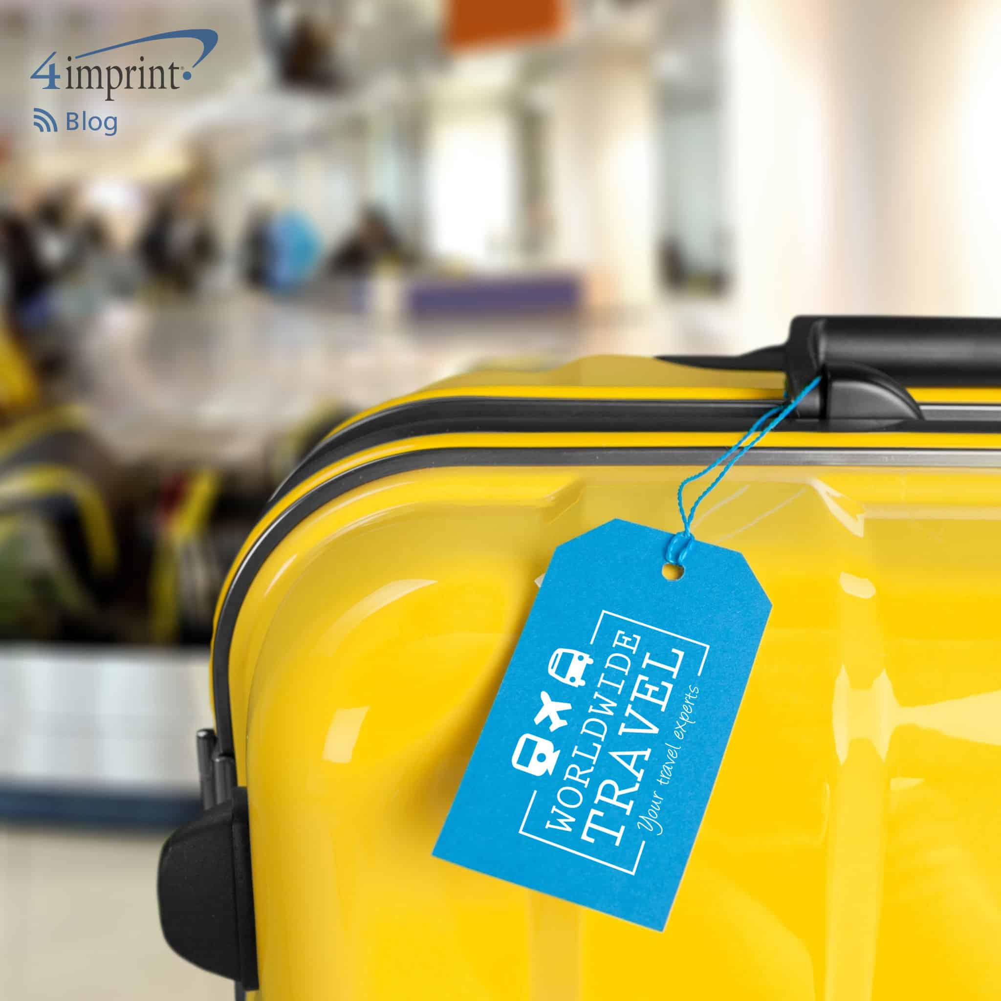 Stop Baggage Bewilderment with Personalized Luggage Tags