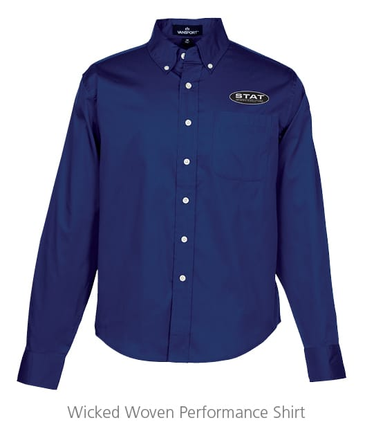 Wicked Woven Performance Shirt - Mens