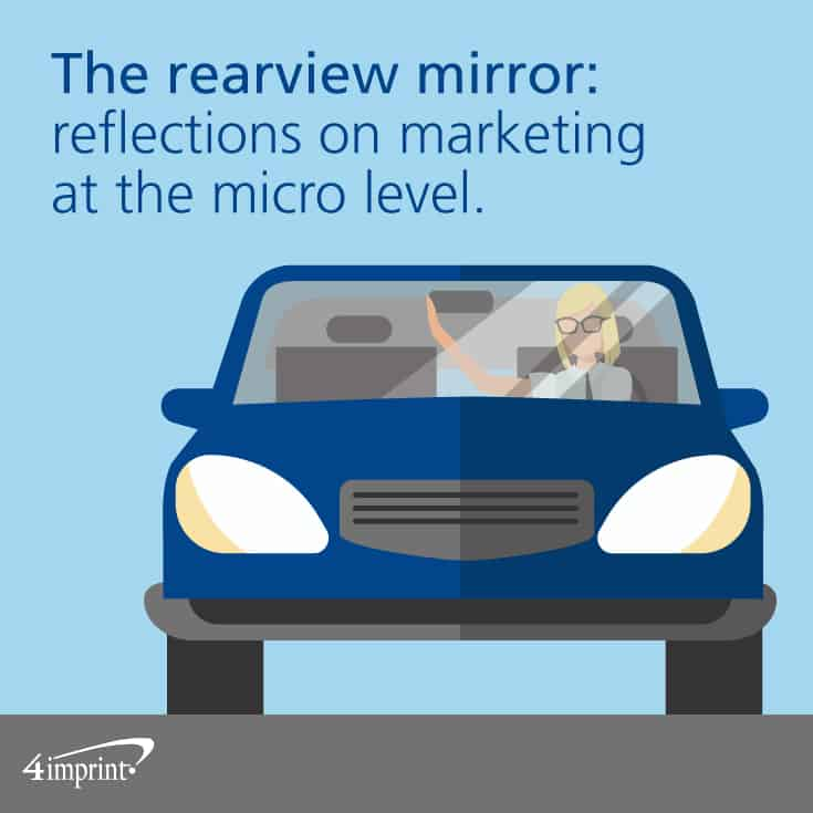 The review mirror: reflections on marketing at the micro level