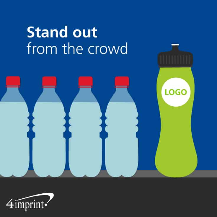 When choosing must-have promotional drinkware, look to stand out.