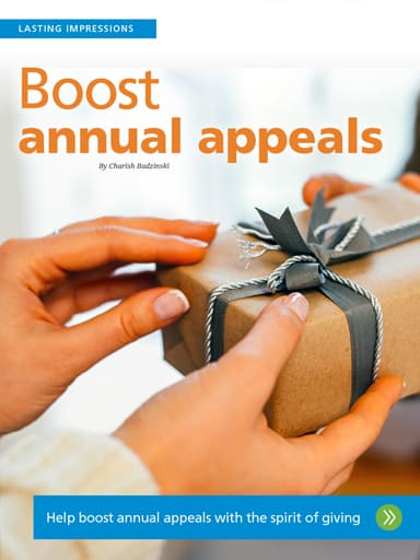 Lasting Impressions Thumbnail: Boost annual appeals