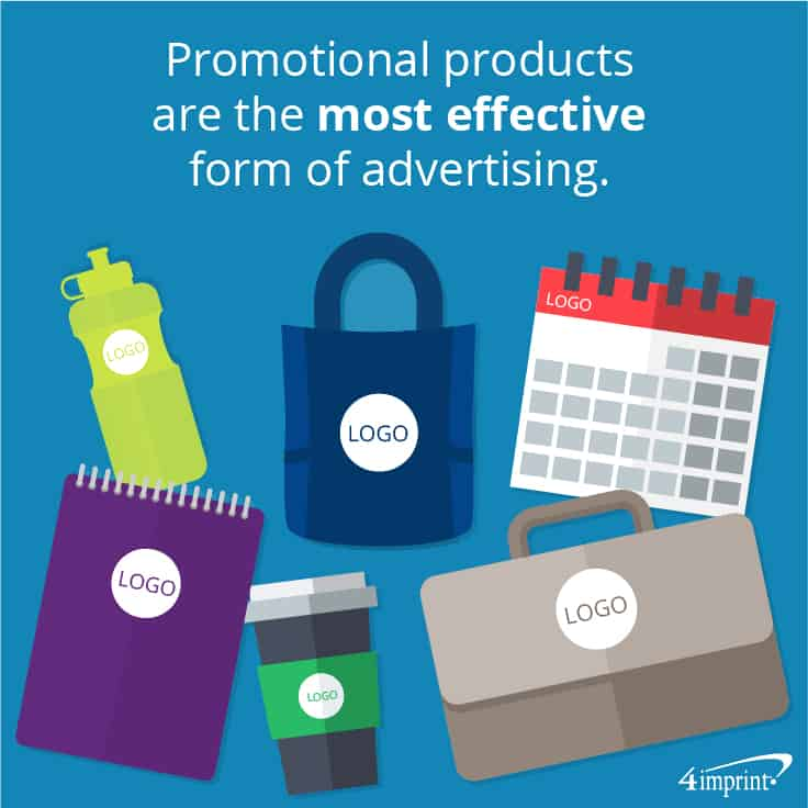Promotional products are the most effective form of advertising. Your customers are sure to love these advertising giveaways.