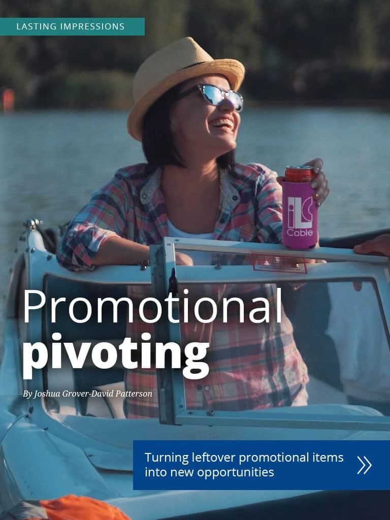 Thumbnail image of Lasting Impression story: Promotional pivoting