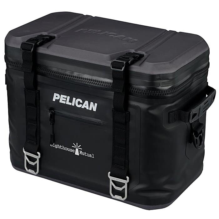 The Pelican Elite Soft Sided 24 Can Cooler is one of the latest promotional products at 4imprint