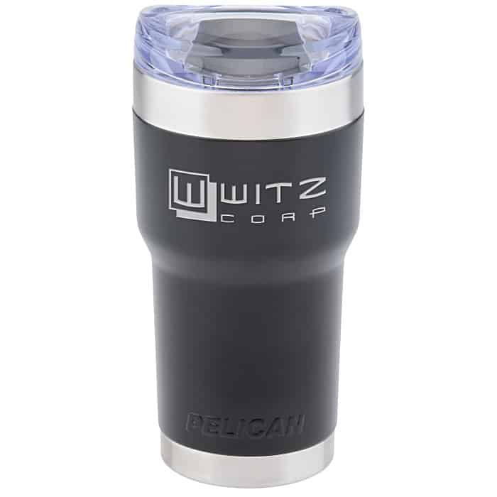 The Pelican Vacuum Travel Tumbler is one of the latest promotional products at 4imprint
