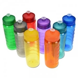 PolySure Clutch Sport Bottle 20 oz |Promotional Products from 4imprint