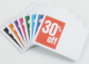 Post-it Discount Coupons - 30% off | Promotional Products from 4imprint