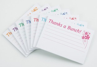 Post-it Recognition Notes | Promotional Products from 4imprint