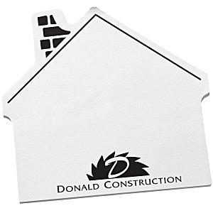 Post-it Custom Notes – House | 4imprint custom post-it notes.