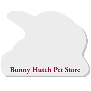 Post-it Custom Notes – Rabbit | Promotional Post-it Notes from 4imprint.