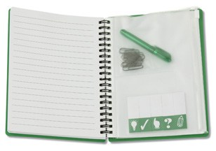 Project Buddy Notebook | Promotional Products from 4imprint