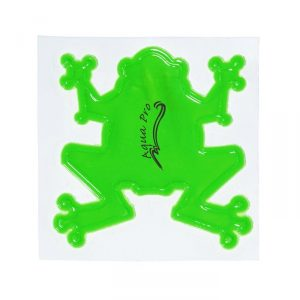 Reflective Sticker Frog - personalized business stickers from 4imprint