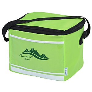 Refresh 6-Pack Lunch Cooler l Branded corporate gift coolers from 4imprint.