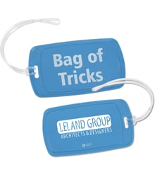 Sassy Rectangle Tag - Promotional Product from 4imprint