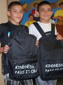 Shyann Kindness Project l one by one charitable giving program l 4imprint