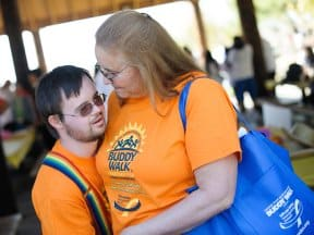 Silicon Valley Down Syndrome Network l one by one charitable giving program l 4imprint