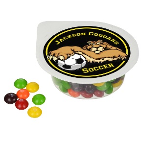 Snack Cup - Skittles - Promotioanl Product 438418 from 4imprint