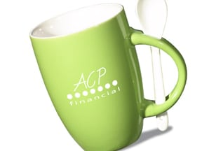 Spooner Mug Promotional Products from 4imprint