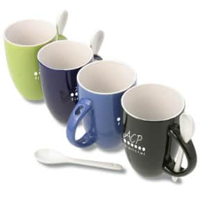 Spooner Mug l 100384 l Promotional Products from 4imprint