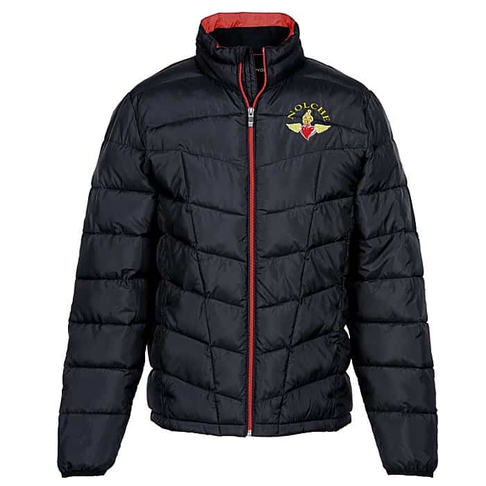 Spyder Pelmo Puffer Jacket Mens - new promotional items at 4imprint