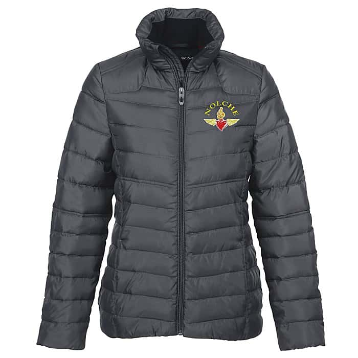 The Spyder Supreme Puffer Jacket Ladies is one of the new promotional items offered at 4imprint