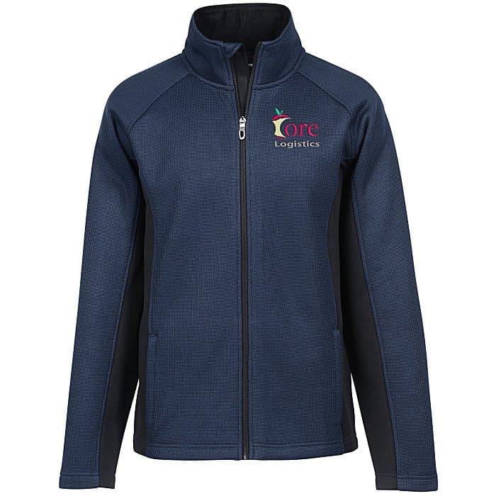 Spyder Sweater Fleece Jacket Mens - new promotional items at 4imprint