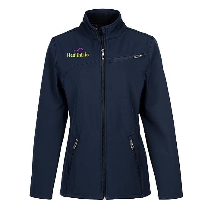 Spyder Transport Soft Shell Jacket Ladies - new promotional items at 4imprint