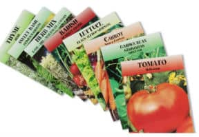 Standard Series Seed Packets from 4imprint.