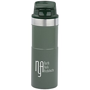 Stanley Classic One Hand Vacuum Mug | 4imprint water bottle giveaways.