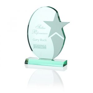 Star Achiever Acrylic Award - Custom Awards from 4imprint promotional products