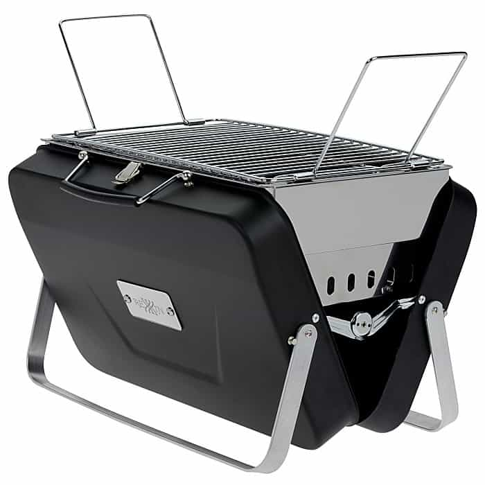 Suitcase BBQ Grill | Outdoor giveaways from 4imprint