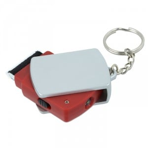 Swivel Tech Screen Cleaner Key Light - Promotional Product 130595 from 4imprint