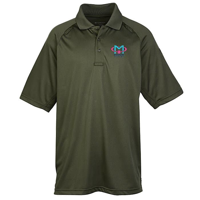 Tactical Performance Polo - Mens | 4imprint company apparel.