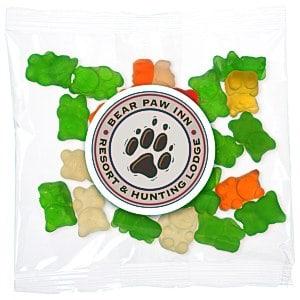 Tasty Treats – Gummy Bears | 4imprint training giveaways.