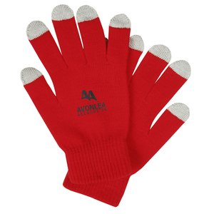 Touch Screen Gloves | Winter promotional items from 4imprint.