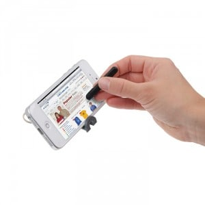 Traveler Stylus Stand Key Tag | Promotional Products from 4imprint