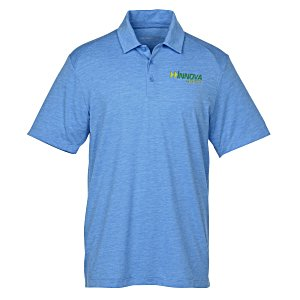 Tri-Blend Performance Polo Men's | 4imprint company apparel giveaways.
