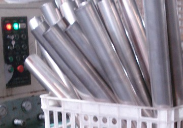 Stainless steel tubes cut to size | Promotional stainless steel water bottles from 4imprint.