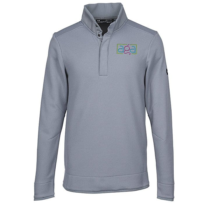 Under Armour Corporate Sweater Fleece Snap Up is a terrific Under Armour® promotional product.