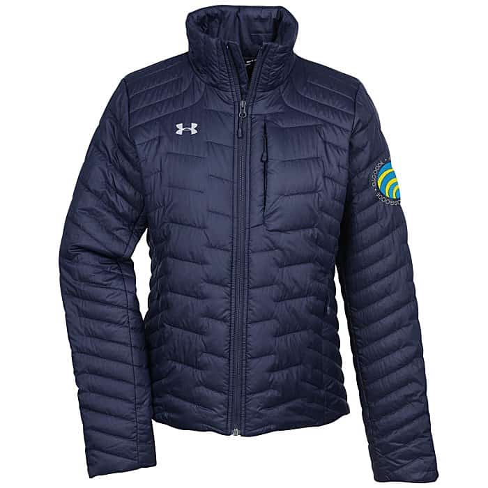 Under Armour Corporate Reactor Jacket Ladies is a terrific Under Armour® promotional product.