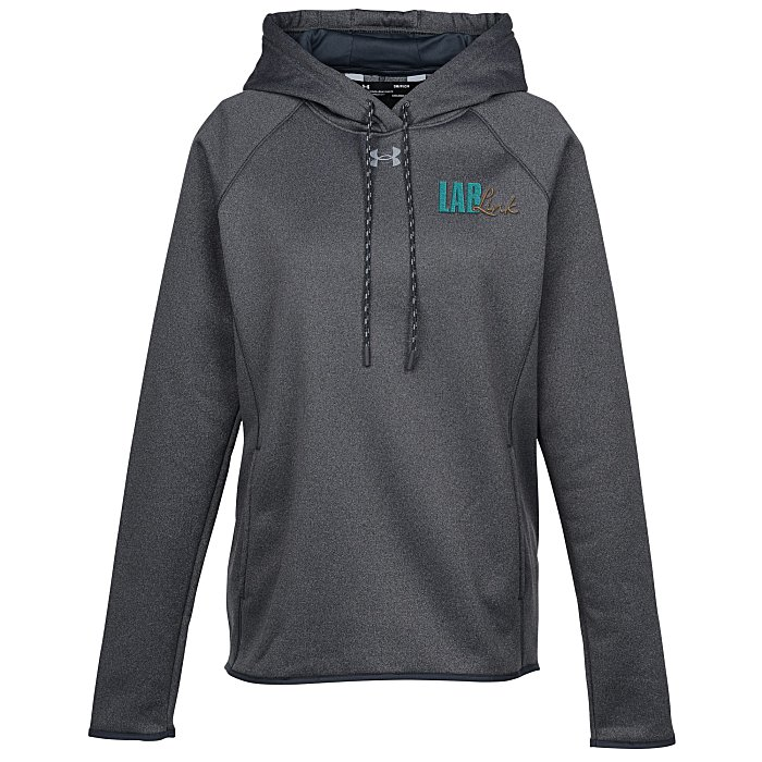 Under Armour Double Threat Hoodie Ladies is a terrific Under Armour® promotional product.