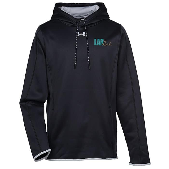 Under Armour Double Threat Hoodie Men's is a terrific Under Armour® promotional product.