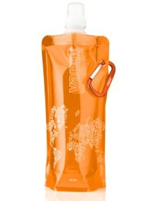 VAPUR (R) flexible bottle