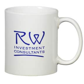 Value White Mug l 111699 l Promotional Products from 4imprint