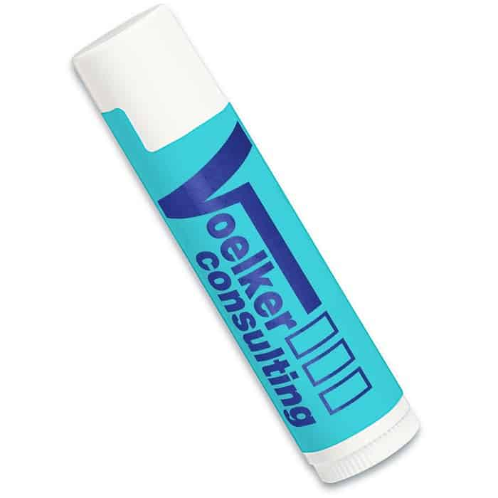 Value Lip Balm is an excellent affordable giveaway.