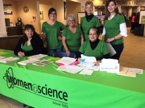 Women in Science l one by one charitable giving program l 4imprint