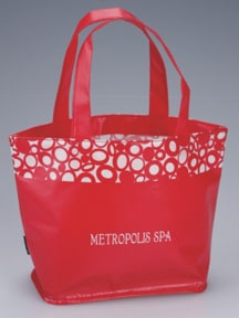 Annabelle Laminated Tote | Promotional Products from 4imprint